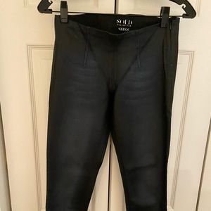 Denim coated leggings jeans
